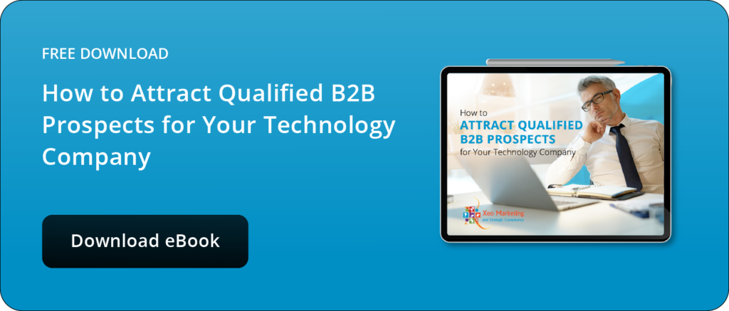 How to Attract Qualified B2B Leads for Your Technology Company