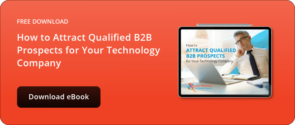 How to Attract Qualified B2B Prospects for Your Technology Company