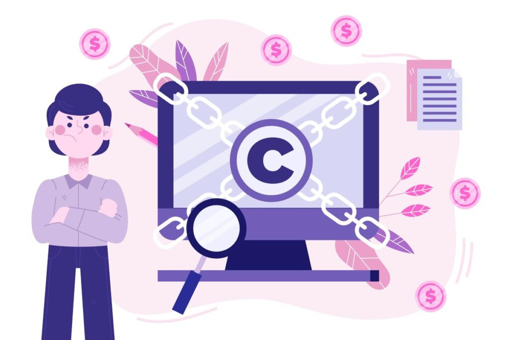 how image copyright affect your website SEO